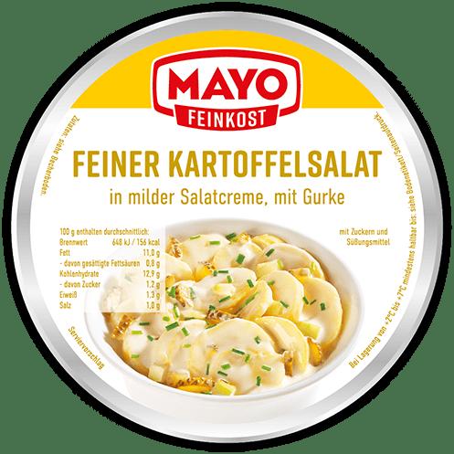 Feiner Kartoffelsalat  –  450 g