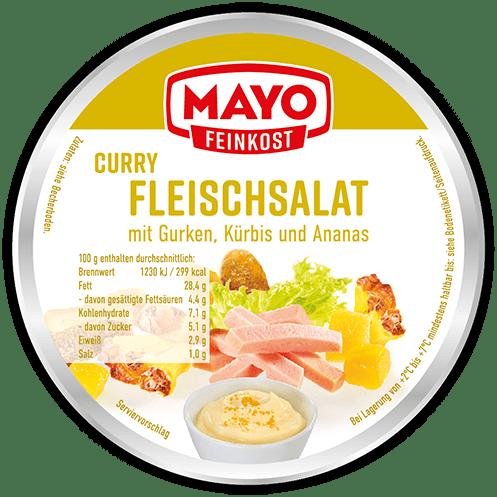 Curry-Fleischsalat – 200 g