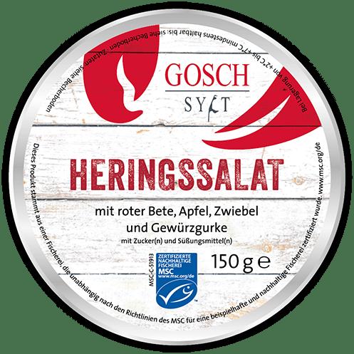 GOSCH Roter Heringssalat – 150 g