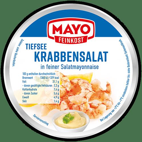 Tiefsee-Krabbensalat – 150 g