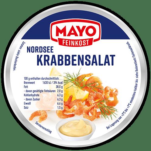 Nordsee-Krabbensalat – 125 g
