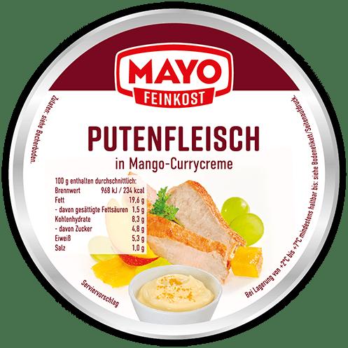 Putenfleisch  –  200 g