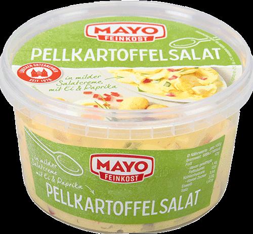 Pellkartoffelsalat  –  450 g