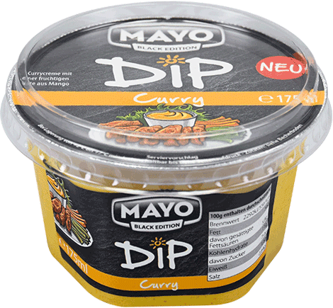 Curry Dip – 175 g