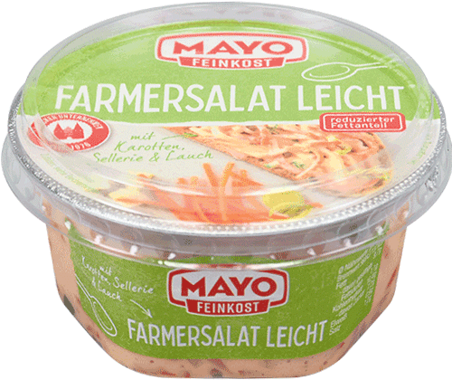Farmersalat leicht  –  150 g